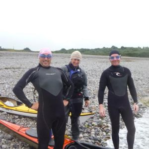 Around Anglesey Swim