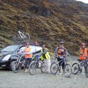Inka Jungle to Machu Picchu Biking and Hiking