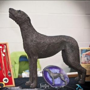 IRISH WOLFHOUND CHAMP SHOW 2011