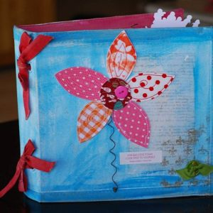 Fabric Scrapbooking