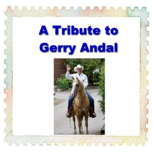 GERRY ANDAL