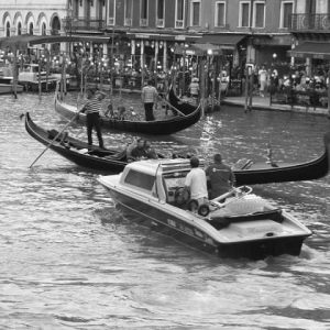 Venice - Shots from the Rialto Bridge