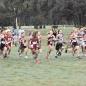 Cross County Meet, Oct. 19, 2013