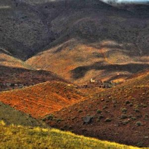 Moroccan landscapes