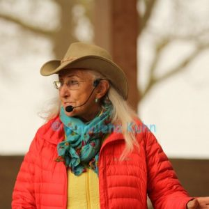 Linda Tellington- Jones Trainingstage Amtzell, Oktober 2015
