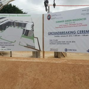 Summer Green Residential Groundbreaking