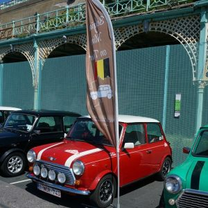 London Brighton Mini run