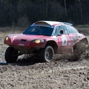 Offroad-rally Havelte 2015