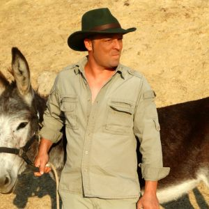 Making of.....Tribute to Private Simpson and his donkey