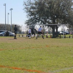 New Orleans Cup '12