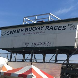 Swamp Buggy Race