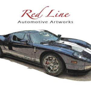 Red Line Automotive Artworks