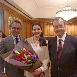 RCS Patron Dr. Aron Harilela Reception | 17th Nov 2015