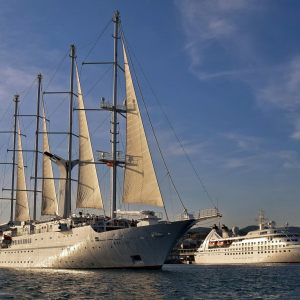 Windstar and Star Breeze