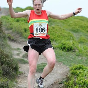 Pippa Maddams (Keswick AC) - Br Fell Running Champion 2011