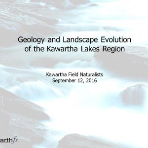 Geology of Kawartha Lakes