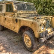 Lost Land Rover Demal