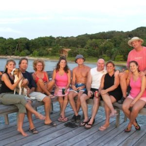 Vacationers Roatan