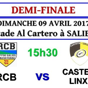 le Rugby demi-finale