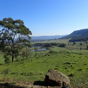 Mount York and surrounds Sunday16 April 2017