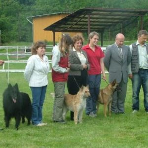 Belgian Shepherd Speciality - Czech Republic Sept'07