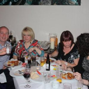 Taekwon-Do Cork Annual Night Out