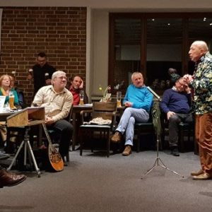 Folk Club March