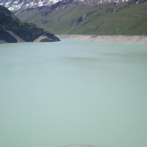 Besuch Lac Moiry