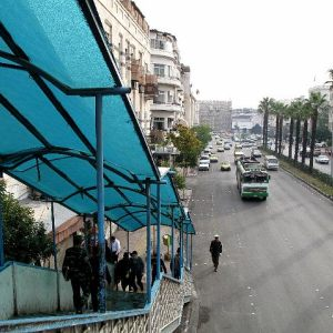 Damascus - A walking tour