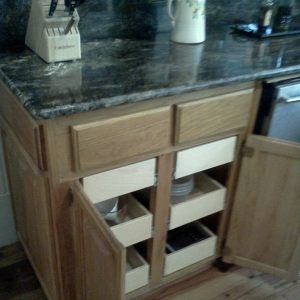 Kitchen organizers, Pantry