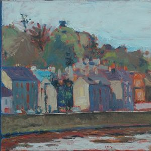 Paintings - 2014.  Ramelton, Co.Donegal.