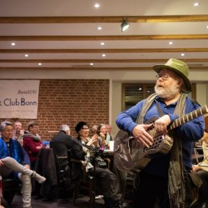 Folk Club Bonn Jan 2020