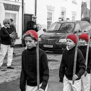Flamborough Sword Dancers - Boxing Day 2017
