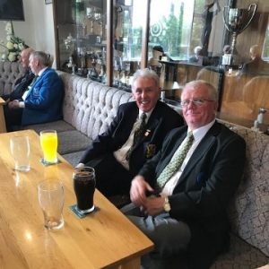 Society of Sheffield Golf Captains versus Derbyshire 2019