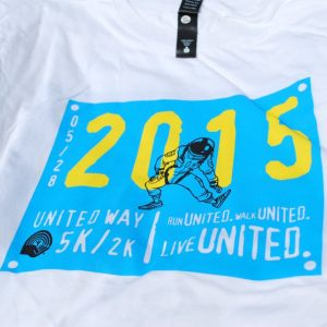 2015--United Way (2K and 5K Walk - Road Race)