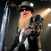 ZZ Top. Concert Madrid. 14-07-2011