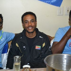 Eritrean Cycling Team