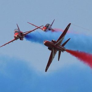 RIAT FAIRFORD 2011