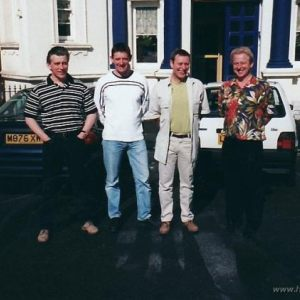 Reunion - Plymouth 2000