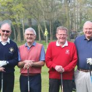 MDGC New Captains in Office Introductory Meeting at Knutsford G.C. 2019